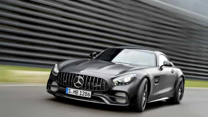 """Mercedes îşi prezintă oficial ultima """"bijuterie"""" la Salonul Auto de la Geneva! Modelul dezvoltă 816 CP!"""