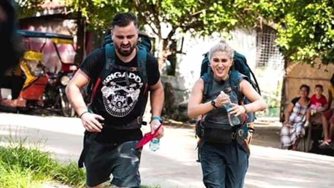 Sorin Bontea – Răzvan Fodor şi Ştefania – Speak se luptă în marea finală Asia Express Sezonul 3. Adda și Cătălin, eliminați