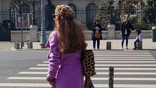 Cine este vedeta de la PRO TV care a ieșit așa pe stradă. Oamenii s-au uitat lung când au văzut-o în centrul orașului