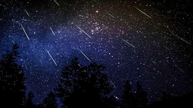 Orionidele, cea mai frumoasă ploaie de meteori se va vedea din România! Când va fi momentul maxim!
