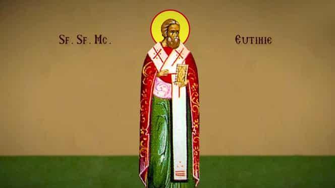 Calendar ortodox, 24 august: pomenirea sfântului mucenic Eutihie
