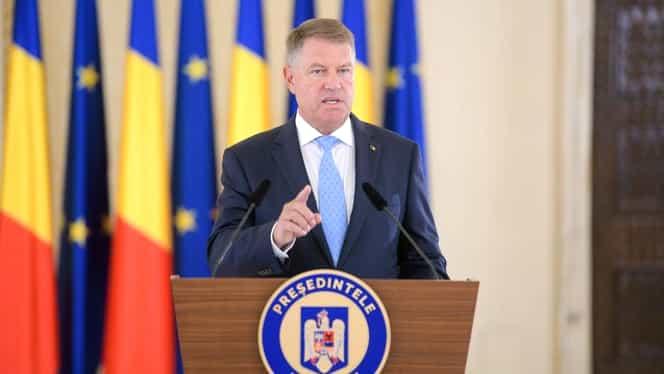 Klaus Iohannis și-a dat ok-ul! Rezidențiatul se desfășoară pe 8 decembrie