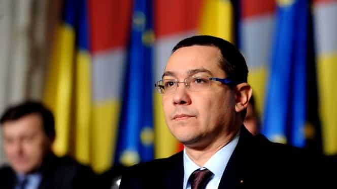 """Ponta revine în politică! A lansat formațiunea politică """"Pro România"""""""