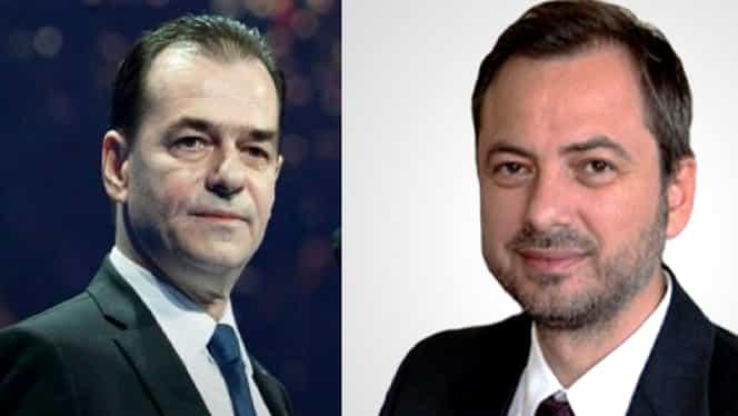 Ludovic Orban nu mai conduce campania pentru prezidențiale la PNL. Dan Motreanu preia funcția lăsată de liberal