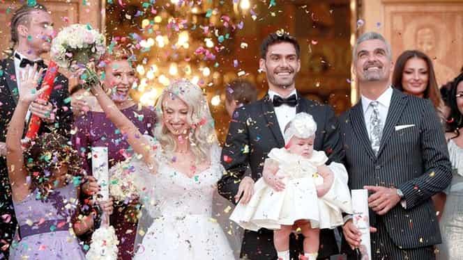 Câți bani au strâns Andreea Bălan și George Burcea după nuntă. Suma s-ar ridica la 50.000 de euro