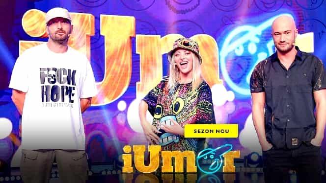 Emisiunea iUmor Live pe Antena 1, ediția de vineri, 18 octombrie
