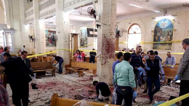 Atentat cu bombă! Cel puţin 235 de morţi şi 130 de răniţi