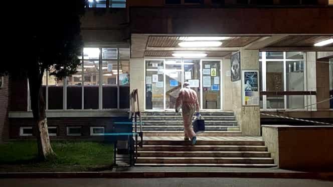 Secția de Infecțioase a Spitalului Dej a fost închisă, după ce doi pacienți au fost depistați pozitiv. Medicii sunt negativi la COVID-19