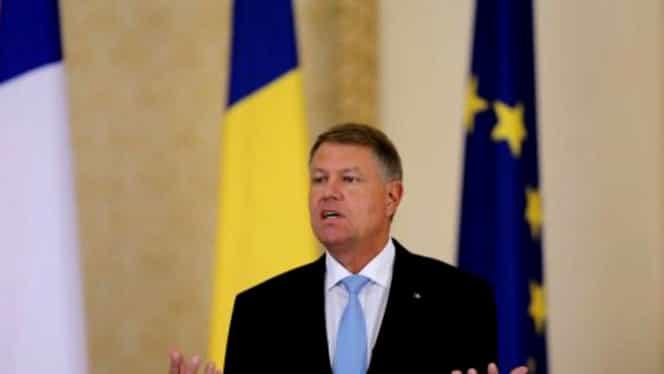 """Klaus Iohannis, anunț de ultimă oră: """"Vom avea un referendum pentru justiție"""""""