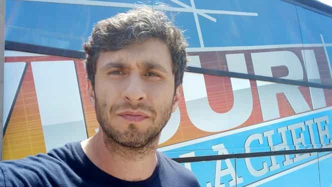 Dragoș Bucur a revenit la Visuri la cheie, de la Pro TV. Care a fost motivul plecării