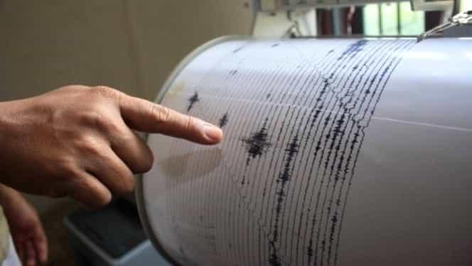 Cutremur puternic în Insulele Kurile. Seismul a avut o magnitudine de 6,9 pe Richter