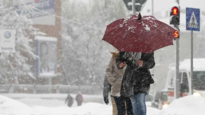 Avertisment de la meteorologi. Ninsorile şi gerul cuprind toată România