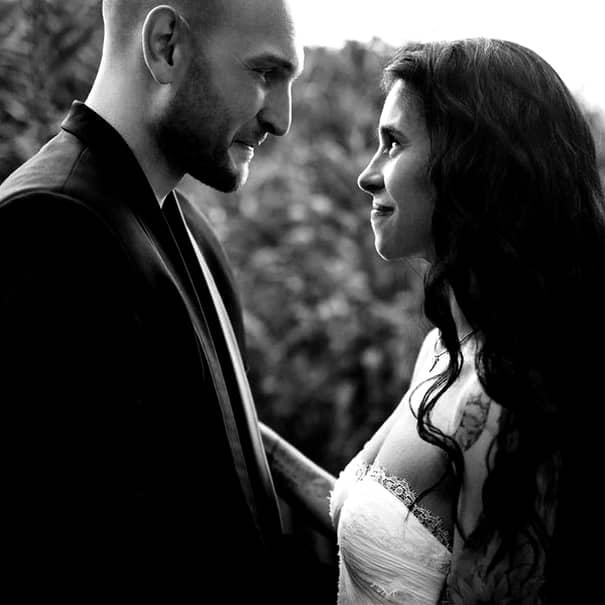 Cătălin Bordea s-a căsătorit cu Livia. Cine au fost nașii și ce a făcut comediantul în fața preotului