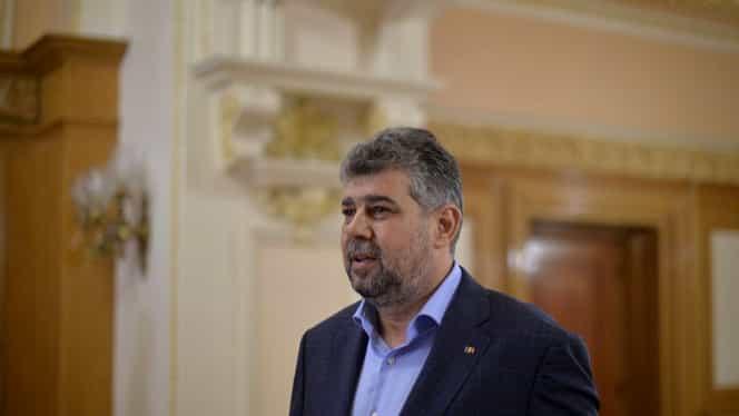 """Marcel Ciolacu, atac frontal în prima zi a anului, la guvernarea liberală! """"Este o mizerie"""""""
