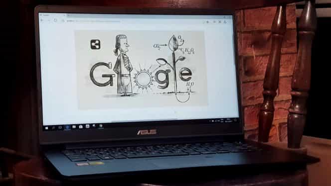 Jan Ingenhousz, cercetător sărbătorit de Google pe prima pagină