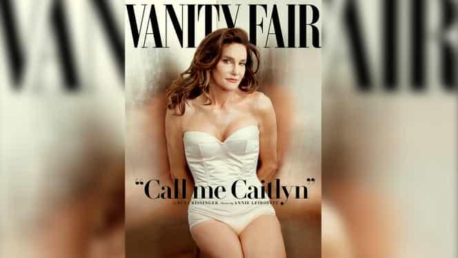 FOTO / Tatal lui Kim Kardashian, apariţie controversată pe coperta Vanity Fair