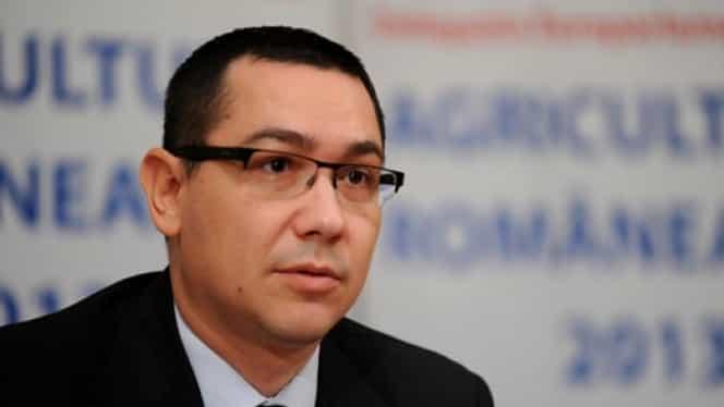 """Victor Ponta neagă intrarea la guvernare! """"Și marmota învelea ciocolata"""""""