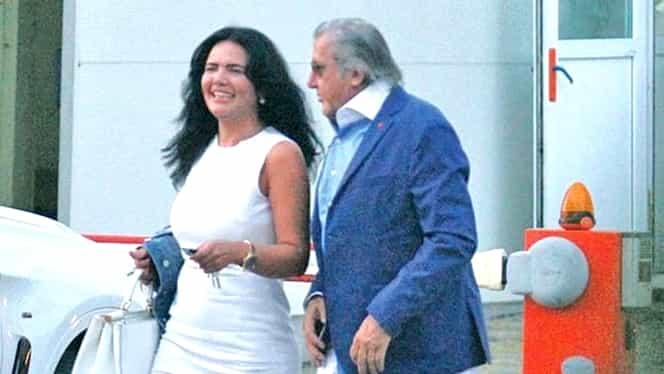 Ilie Năstase și Ioana Simion se pregătesc să devină părinți! Anunţul făcut de fostul tenismen