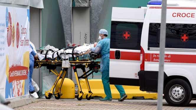 Pronostic sumbru: numărul infectaților cu coronavirus din Italia este de zece ori mai mare decât bilanțul oficial