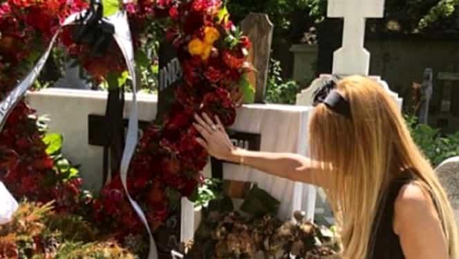 Singura femeie pe care a iubit-o Răzvan Ciobanu! Gestul făcut de tânără la mormântul designerului