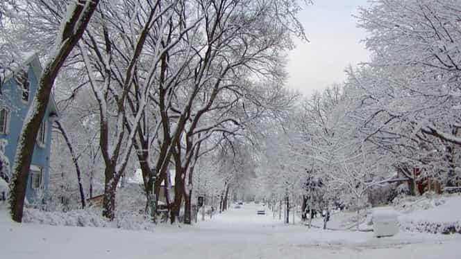 Prognoza meteo marti, 3 decembrie 2019. Cum va fi vremea în București, Brașov, Cluj-Napoca și Iași. Zăpadă consistentă la munte