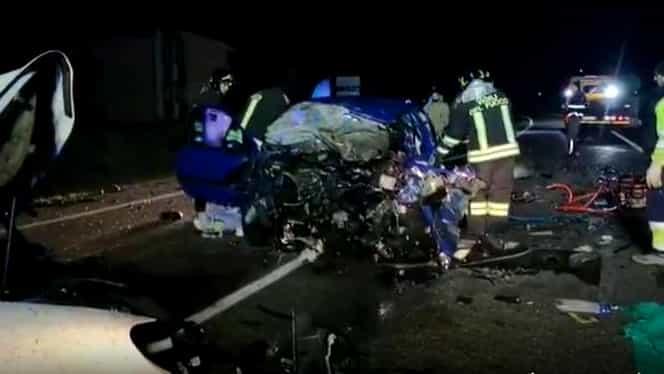 Două românce au murit într-un accident rutier în Italia. Femeile erau mamă și fiică
