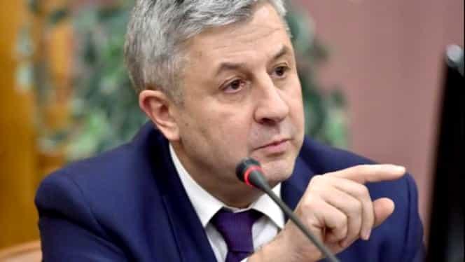 Florin Iordache, fugărit de un protestatar, la petrecerea PSD! VIDEO