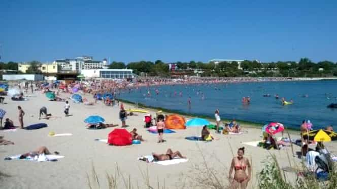 Un chinez s-a înecat în Marea Neagră, la Mangalia! Prietenii i-au anunțat dispariția la două ore distanță