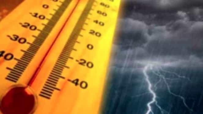Prognoza meteo 27 august – 5 septembrie 2018: Vreme instabilă! Averse și mult soare