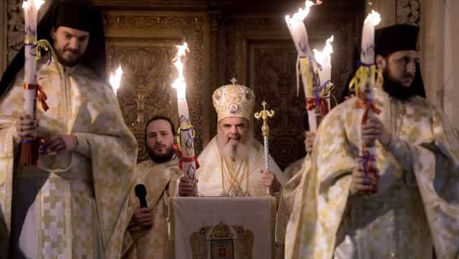 De ce îmbracă preoții straie albe de Paște! Hainele preoțești ascund un mesaj important