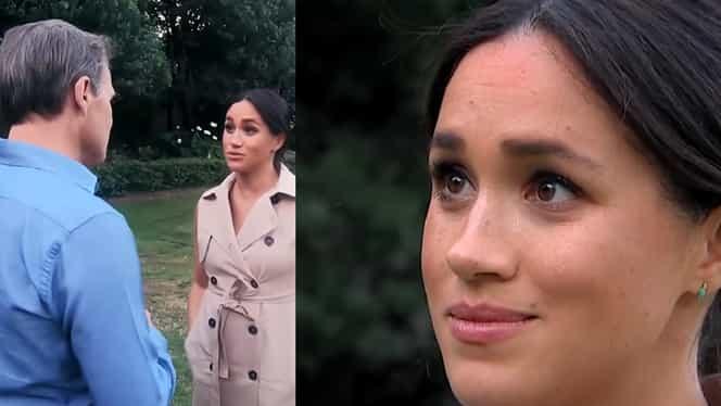 """Meghan Markle poartă o pălărie prea mare pe cap. Ducesa de Sussex spune, în lacrimi, că nu îi este ușor în Familia Regală: """"Nu sunt ok"""" – VIDEO"""