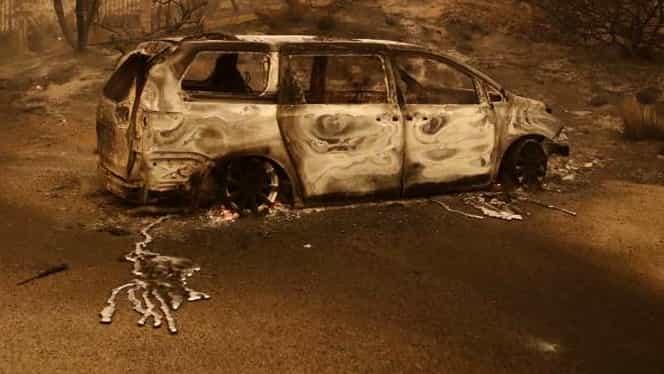 """O femeie și-a sunat soțul din mijlocul incendiului din California: """"Eu o să mor!"""" Continuarea e incredibilă"""