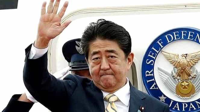 Vizită istorică, în plină criză politică! Premierul Japoniei, Shinzo Abe, vine la Bucureşti! Cu cine se va întâlni!