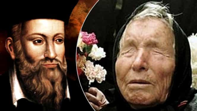 """Nostradamus și Baba Vanga, viziuni cutremurătoare despre România: """"Se va nărui"""""""