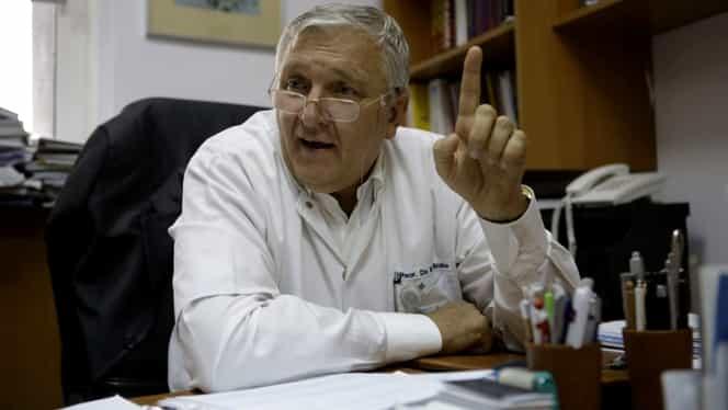 Medicul Mircea Beuran va fi dat afară de la Spitalul Floreasca, după cazul pacientei care a luat foc pe masa de operații
