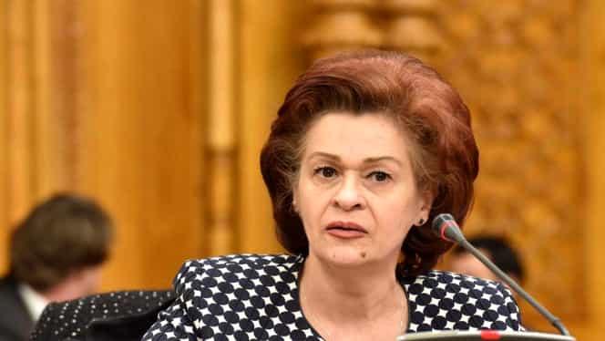 Cristina Tarcea, fosta președintă a Înaltei Curți de Casație și Justiție, s-a pensionat