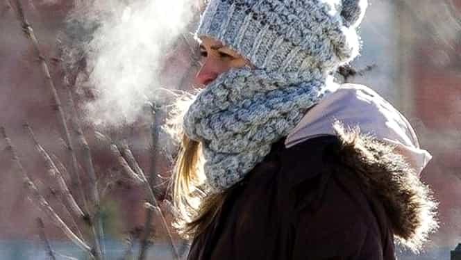 Prognoza meteo 24 ianuarie. Un val de aer polar se abate peste România!