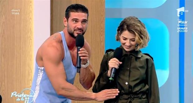 """Dorian Popa a dat-o de gol pe colage sa: """"Lidia Buble e însărcinată!"""""""