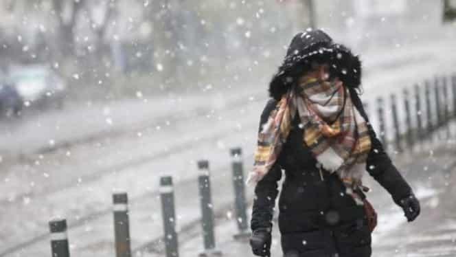 Prognoza meteo luni, 21 ianuarie. Vremea în București, Iași, Constanța, Brașov sau Cluj: Cer noros și precipitații