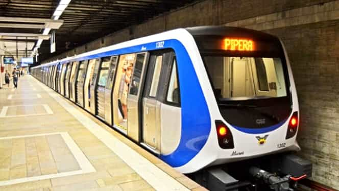 """Când încep lucrările la linia de metrou Otopeni! Se vor folosi patru """"cârtițe"""""""