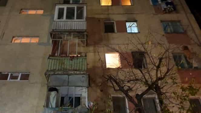 Explozie într-un bloc din Timișoara. O persoană a fost rănită și alte 50 au fost evacuate