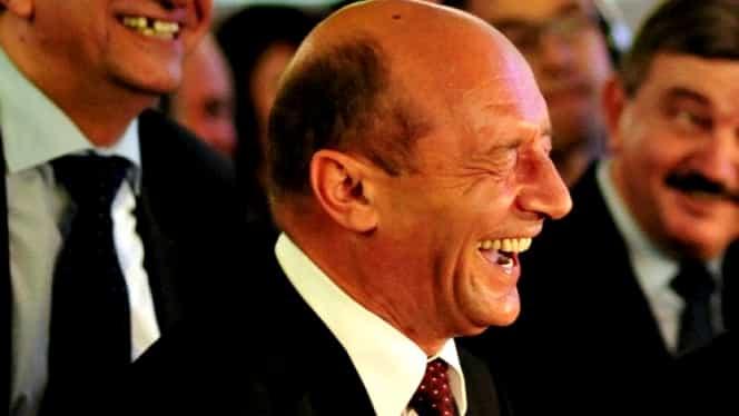 """Traian Băsescu, reacție controversată: """"Poate fi declarat Omul Centenarului"""""""