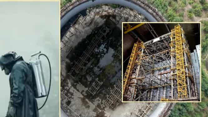 Turiștii care merg la Cernobîl își pun viața în pericol: Radiația din sala de control, de 40.000 de ori mai mare decât nivelul normal