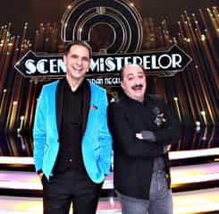 Romică Țociu va fi co-prezentatorul lui Dan Negru, la Scena Misterelor, de la Antena 1