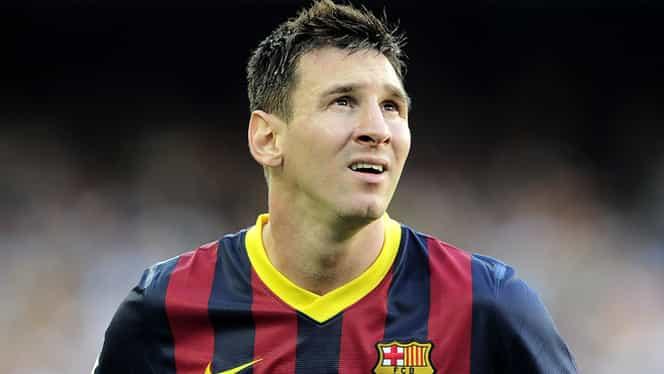 GALERIE FOTO. Lionel Messi i-a dat block celei mai frumoase fane, din cauza soţiei geloase