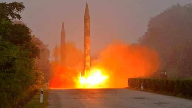 Coreea de Nord ameninţă SUA cu lovituri asupra unui teritoriu folosit de americani. Unde vor să lovească nord-coreenii