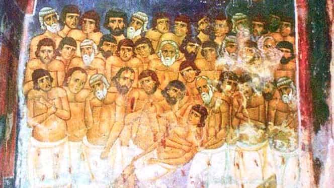 Cine au fost mucenicii? Semnificațiile celor 40 de Sfinți sărbătoriți pe 9 Martie