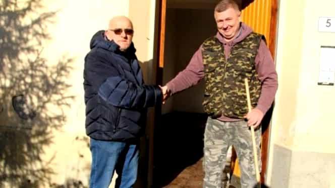 Un român, erou în Toscana! Și-a riscat viața și a salvat o femeie de 85 de ani dintr-un incendiu