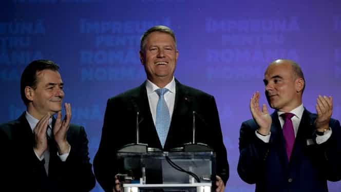 """Klaus Iohannis, replică acidă după transferurile făcute de PNL: """"Tot traseism se numește"""""""