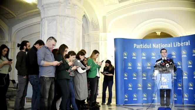 Toți jurnaliștii prezenți în ultimele zile la sediul PNL, la Parlament sau la Cotroceni vor fi testați pentru coronavirus
